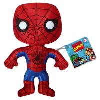 Cute Spiderman Stuffed Animals Cartoon Plush Toys For Party / Festival Manufactures