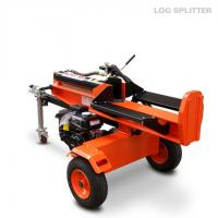 China Briggs & Stratton and Honda gas engine 18ton hydraulic log splitter for tractor on sale