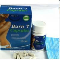 Quality Burn 7 Safe Weight Loss Supplements Fast Loss Weight Slimming Pills herbal slimming strong effect for slimming body for sale