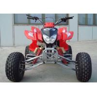 Electric Start CG 250cc Atv Quad Bike 4 Stroke Manual Clutch 4 - Speed + Reverse Manufactures