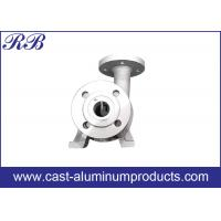A356 / A380 Sand Casting Aluminum Valve / Non Standard Metalworking Products Manufactures