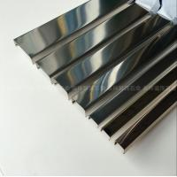 Polished Finishes Matt Stainless Steel Trim Edge Trim Molding 201 304 316 Manufactures
