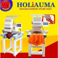 Top quality single head high speed 15 needles computer embroidery machine like feiya embroidery machine price Manufactures