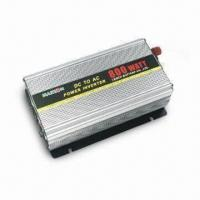 Pure Sine Wave Power Inverter with 1,600W Peak Power and 12V or 24V DC Input Voltage Manufactures