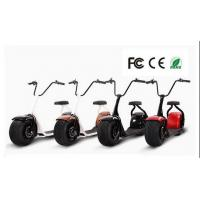 Lithium Battery Electric Mobility Scooter Fat Wheel Scooter For Racing Manufactures