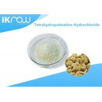 Natural Tetrahydropalmatine Hydrochloride 98% CAS 6024-85-7 From Corydalis Manufactures
