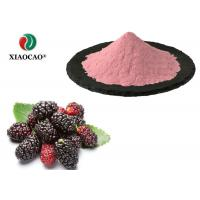 China Fighting Cancer Mulberry Fruit Juice Powder / Mulberry Fruit Powder on sale