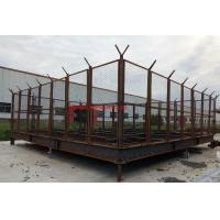 Steel Structure GSM Antenna Tower Q345 Q235 For Mobile Transmission Manufactures