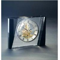 Office Supplies-Crystal Clock & Watch Set (TL3034) Manufactures
