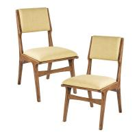 Tight Back Upholstered Dining Chairs , Wooden Cream Upholstered Kitchen Chairs Manufactures