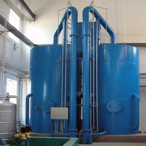 Steel gravity valveless filter Manufactures