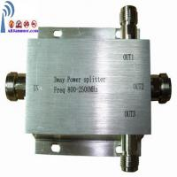 China 3 way power divider /splitter for signal Repeater/Amplifier/Booster on sale