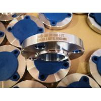 ASME A182 Steel Flanges Material F316 / F316L Slip On Flanges Designed Manufactures
