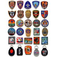 custom embroidery badge Manufactures