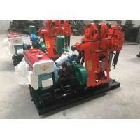 China 22kw Hard Rock Core Drilling Rig For Geological Investigation Drill on sale