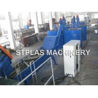 High Speed Plastic Washing Recycling Machine Bottle To Bottle Grade 500kg/H Manufactures