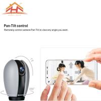 Mini Wifi Security Camera System 720P HD PTZ Camera Support Mobile Phone Control Manufactures