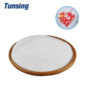 Polyamide Hot Melt Adhesive Powder 112-122 ℃ Melting Point For Thermal Transfer Printing Manufactures