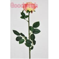 soft and natural touch artificial rose Manufactures