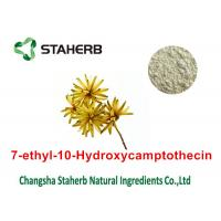 Cas No 86639-52-3 Pure Natural Plant Extracts 7- Ethyl - 10- Hydroxycamptothecin Powder Manufactures