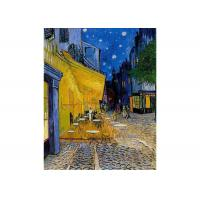 China Hand-painted canvas oil painting reproduction abstract For Restaurant Decoration on sale