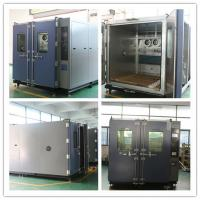 Engineer Oversea Technical Support Offered Walk-in Chamber Environmental Test Machine Manufactures