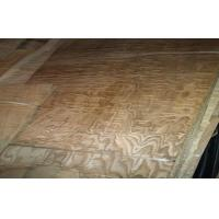 Exotic Ash Burl Wood Veneer Sheets 0.5mm Wood Veneer Paneling Manufactures