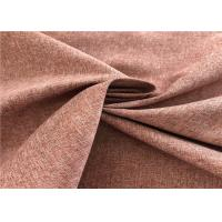 China 100*100 Breathable Outdoor Fabric , Two - Tone Breathable Polyester Fabric on sale