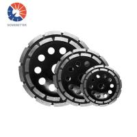 Durable Diamond Grinding Cup Wheels/ profiling grinding wheels/polishing disc for granite grinding Manufactures