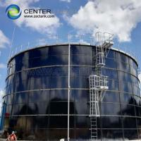 Bolted Glass Fused Steel Storage Tanks For Industrial Liquid Storage Manufactures