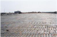 60kn hdpe uniaxial geogrid Manufactures
