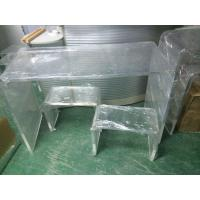 Polished Frosted pMMA 10mm Acrylic Sheet For Advertising And Furniture Manufactures