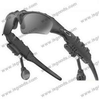 China Cheap sunglass MP3 player, good quality, wholesale price from isgoods! on sale