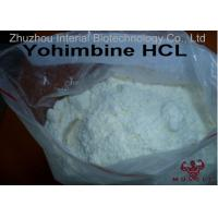 China High Pure Yohimbine Hcl Powder Male Enhancement Steroids Phama Grade CAS 65-19-0 on sale