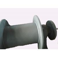 Integrated Anchor Handling Towing Winch Stainless / Carbon Steel Material Manufactures