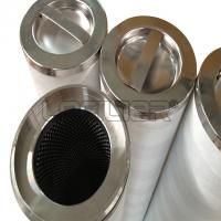 China Pall Oil and gas filters with fiberglass material for oil and gas/aviation jet fuel industry on sale