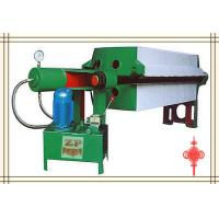 Hydraulic Compact Filter Press Manufactures