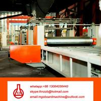 Partition Wall Panel Construction Material Making Machinery For Dampproof Board Manufactures