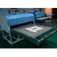 Commercial T Shirt Printing Equipment 5 in 1 Pneumatic Shuttle Manufactures