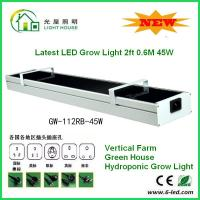 Quality DC12v 2 Foots Led Grow Lamps For Indoor Plants , Led Weed Grow Lights 50-60Hz for sale