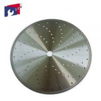 12 Inch Diamond Saw Tools , Concrete Cutting Blade Good Thermal Performance Manufactures