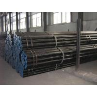 SA192 SA210 Seamless Heat Exchanger Tubes Q235 Q345 For fluid Pipe , SCH40 STD Black Steel Pipe Manufactures