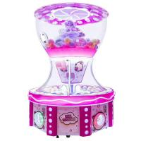 China FRP + Steel Material 4 Player Arcade Gift Vending Machine For Game Center on sale