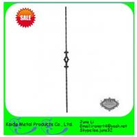 forged iron  baluster for iron window grills,fence Manufactures