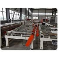 Cement Wall Panel And Mgo Insulation Wall Sandwich Panel Making Machine Custom Color Manufactures