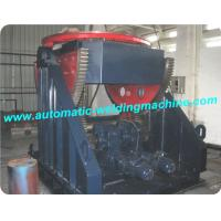Automatic Pipe Welding Positioners , Welding Turning Table With Rotating Manufactures