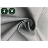 Machenical Stretch Recycled Water Bottle Fabric Oil Resistance For Daily Necessities Manufactures