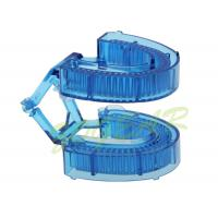 China Light Blue Dental Impression Tray Dental Articulator PSMaterial Full Mouth Half Mouth on sale