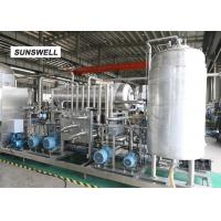 Common Temperature Carbonated Filling Machine  With Flow Meter  Tecnology Manufactures