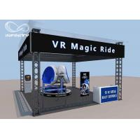 Professional 360 VR Chair  9D Virtual Reality Game Machine For Amusement Park Equipment Manufactures